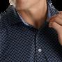 Lisle Ogee Pring Spread Collar-Previous Season Style