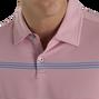 Lisle Engineered Pinstripe Self Collar