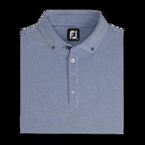 Feeder Stripe Jersey Buttondown Collar