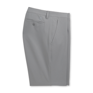 """Flat Front Shorts 9.5"""" Inseam-Previous Season Style"""
