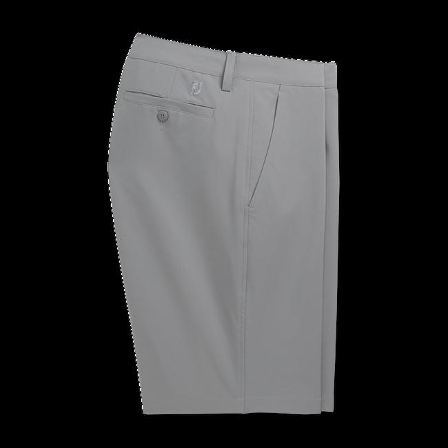 "Flat Front Shorts 9.5"" Inseam"