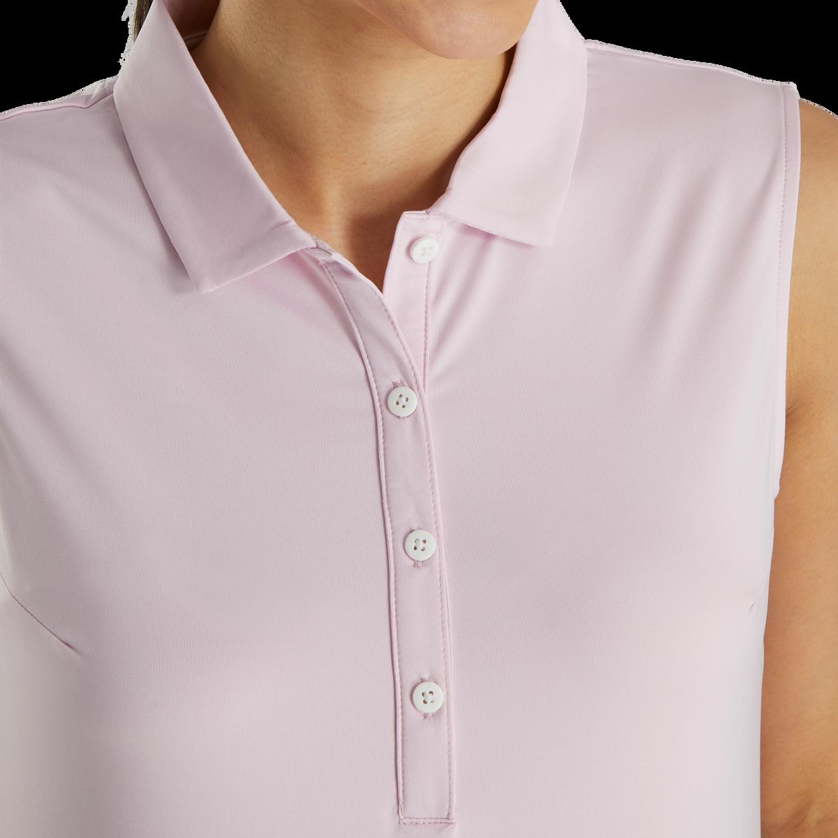 Solid Lisle Sleeveless Women