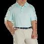 Lisle Plaid Print Self Collar-Previous Season Style