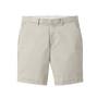Sueded Cotton Twill Shorts