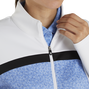 Full-Zip Double Jersey Mid-Layer Women