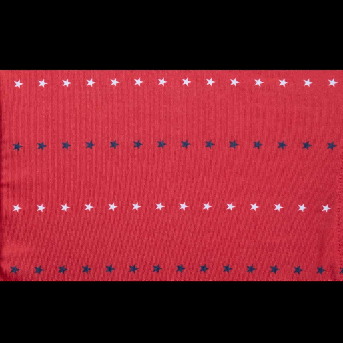 Lisle Star Stripes Self Collar