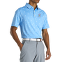 2020 U.S. Open Athletic Fit Lisle Golf Print Self Collar-Previous Season Style