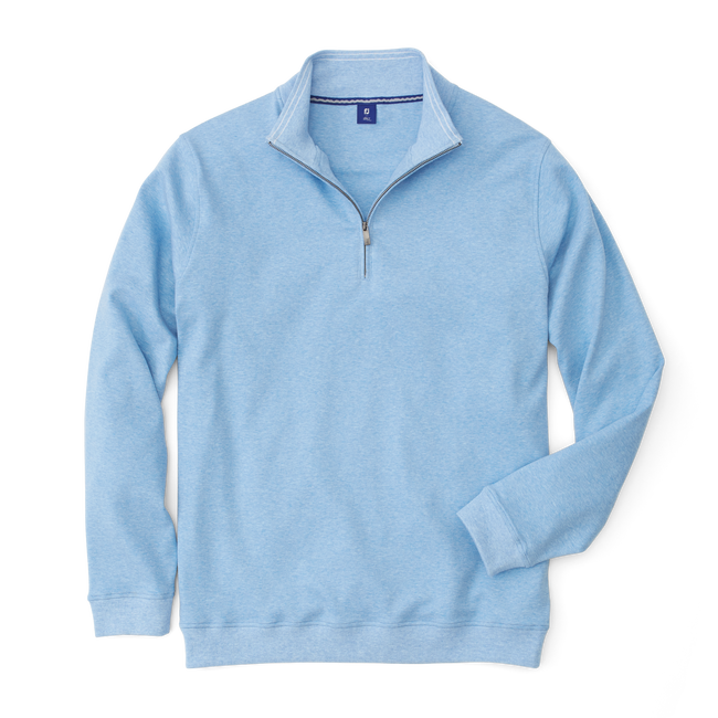 Interlock Quarter-Zip Pullover-Previous Season Style