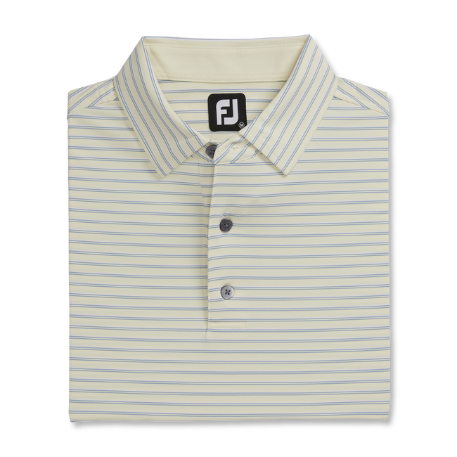 Lisle Classic Stripe Self Collar