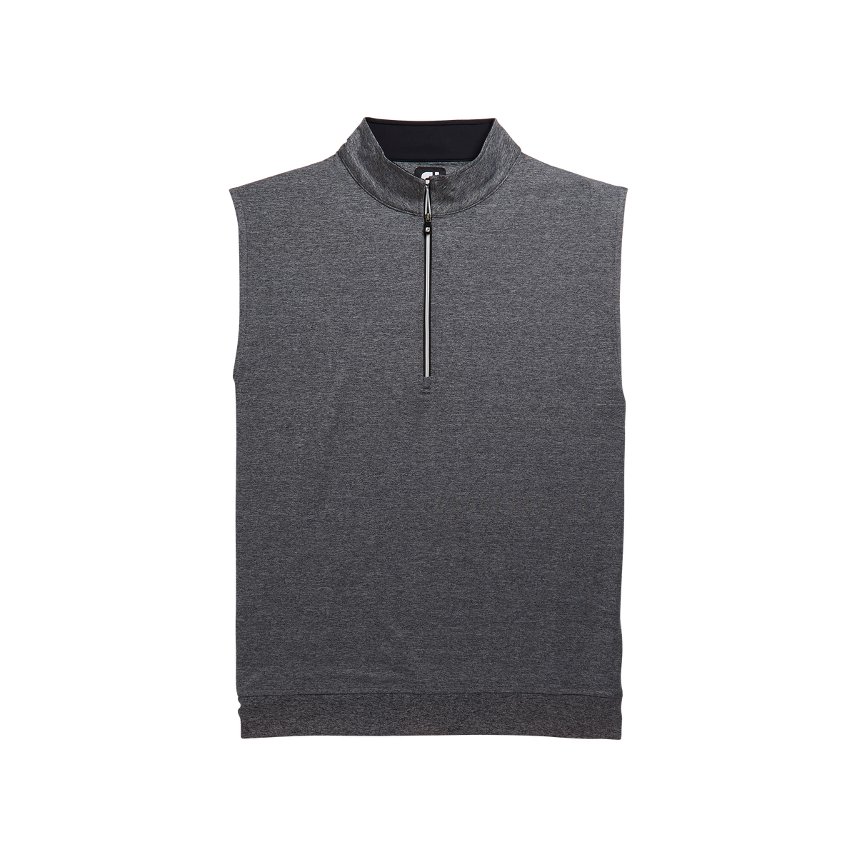 Jersey Vest Pullover