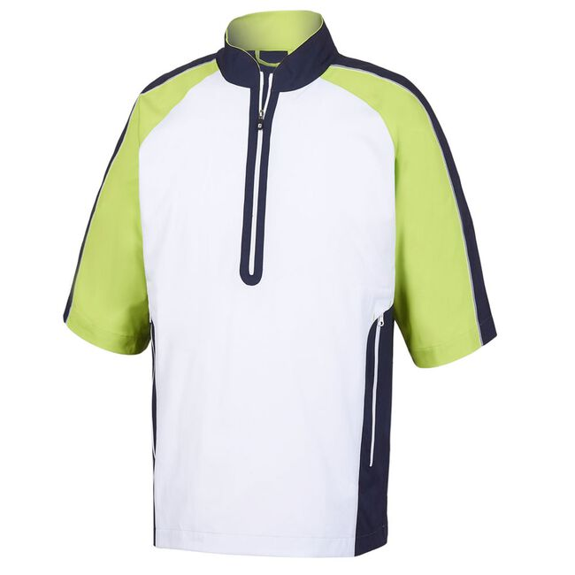 Short Sleeve Sport Windshirt-Previous Season Style