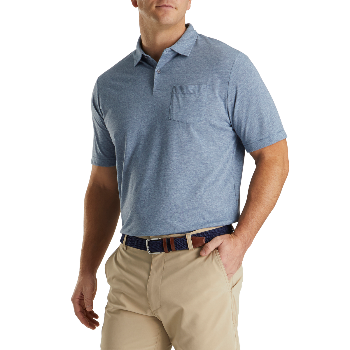 Coastal Collection Athletic Fit Solid