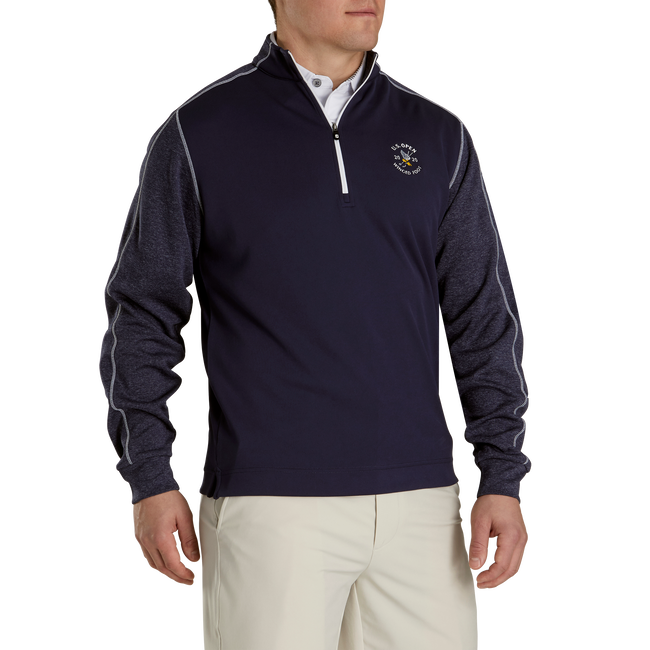 2020 U.S. Open Tonal Heather Mid-Layer