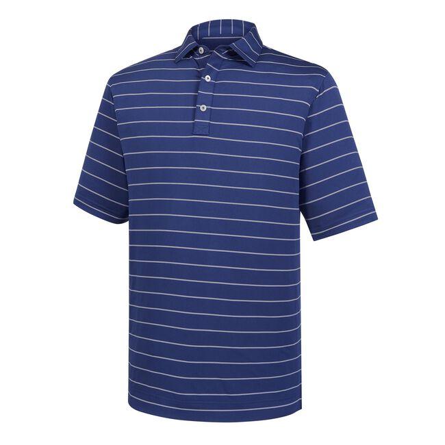 b9efded1d Lisle Double Pin Stripe Self Collar · Lisle Double Pin Stripe Self Collar. Men's  Golf Shirts