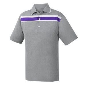 76fd8630e881c4 Lisle Chest Striped Men s Polo Shirt