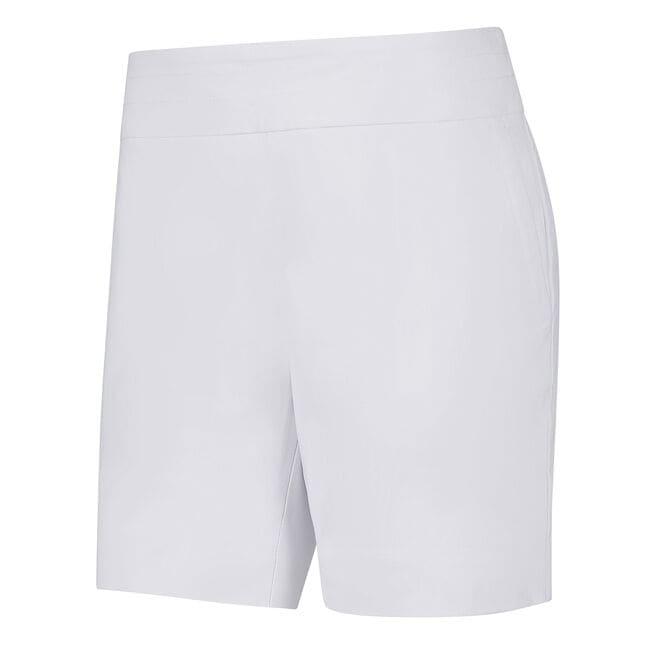 Stretch Twill Shorts Women-Previous Season Style