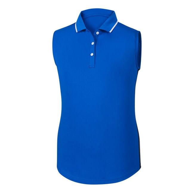 Sleeveless Lisle Shirt Women
