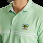 Stretch Pique Self Collar-Previous Season Style