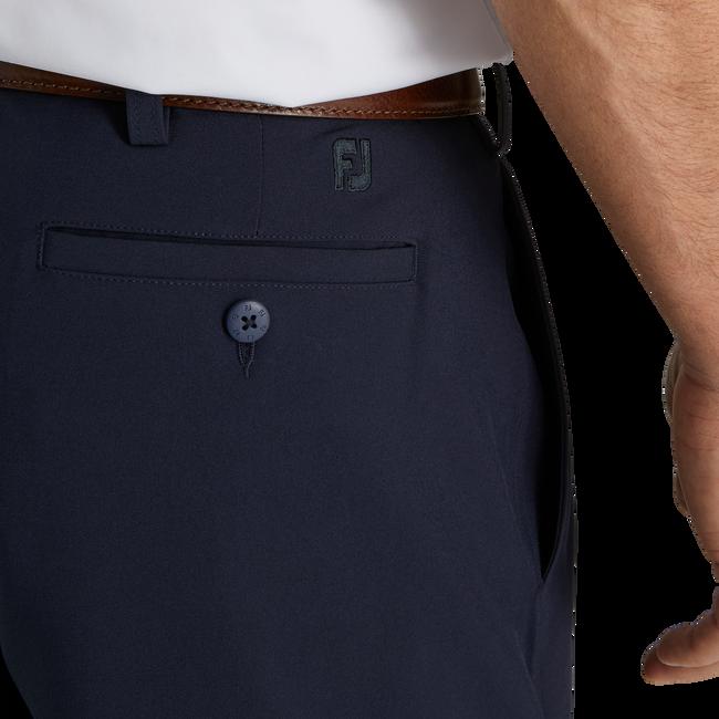 "Pleated Shorts 9.5"" Inseam"