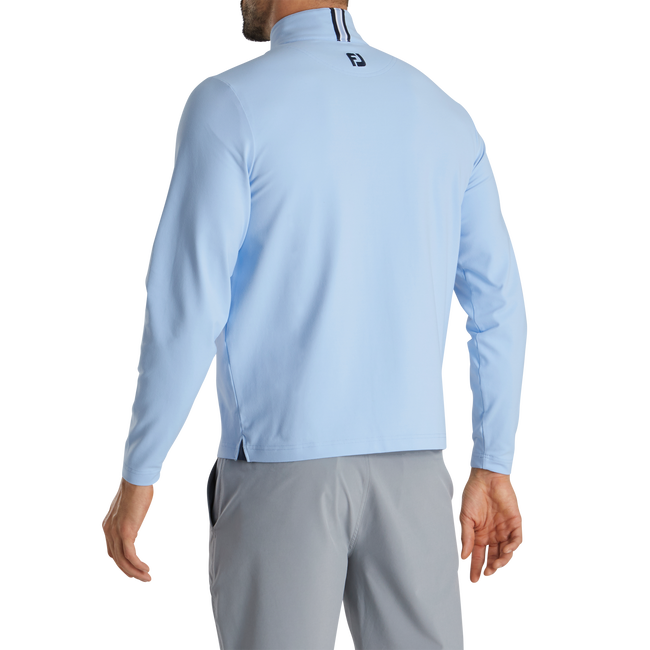 Stretch Jersey Quarter-Zip