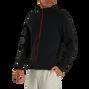 Ribbed Sweater Fleece Jacket-Previous Season Style