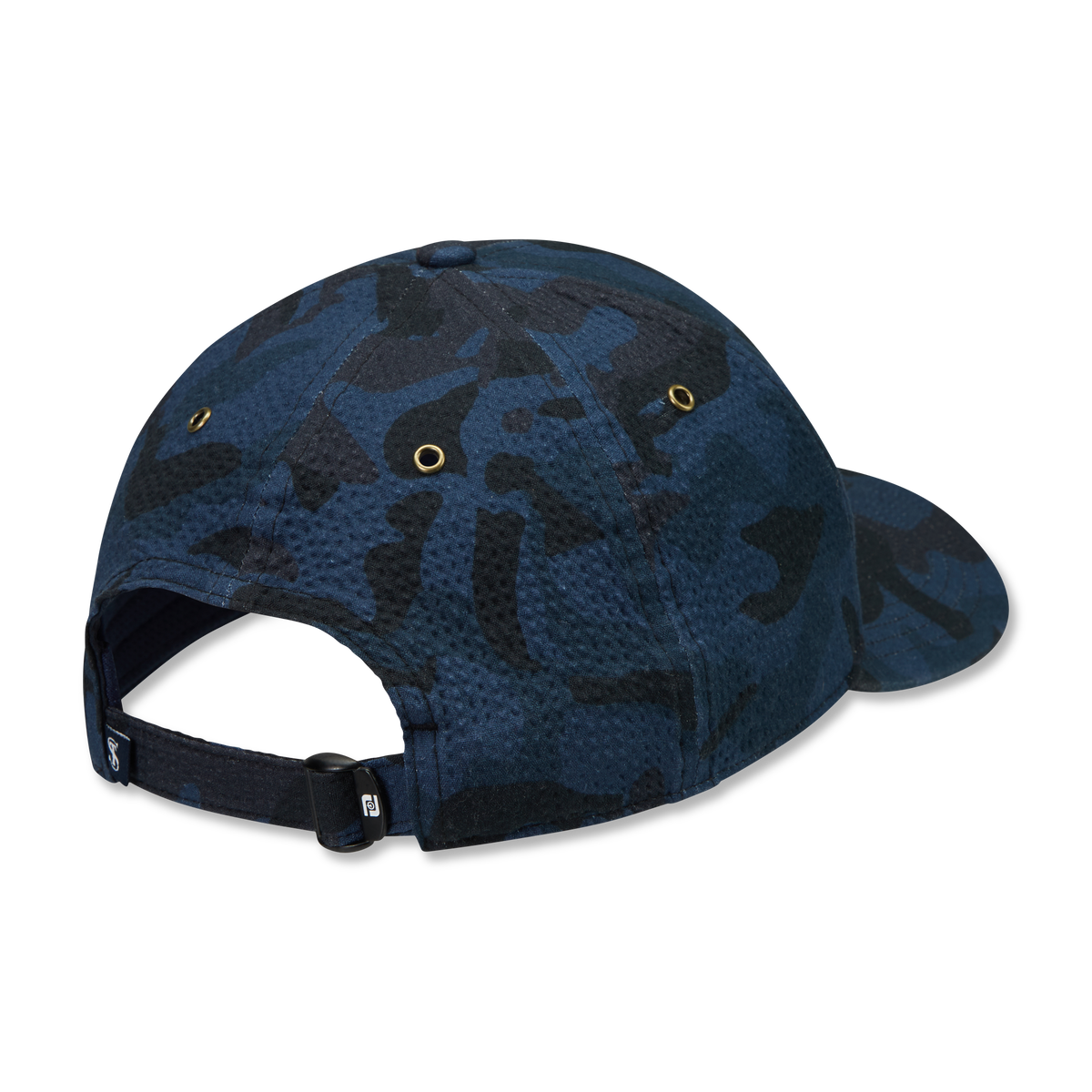 Adjustable Seersucker Golf Cap