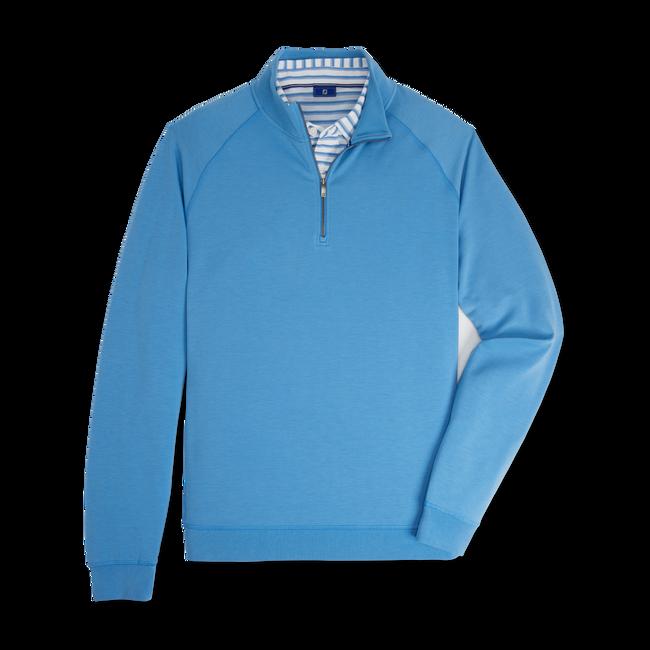 Jersey Fleece Quarter-Zip