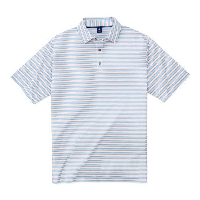 Supima Classic Stripe Shirt-Previous Season Style