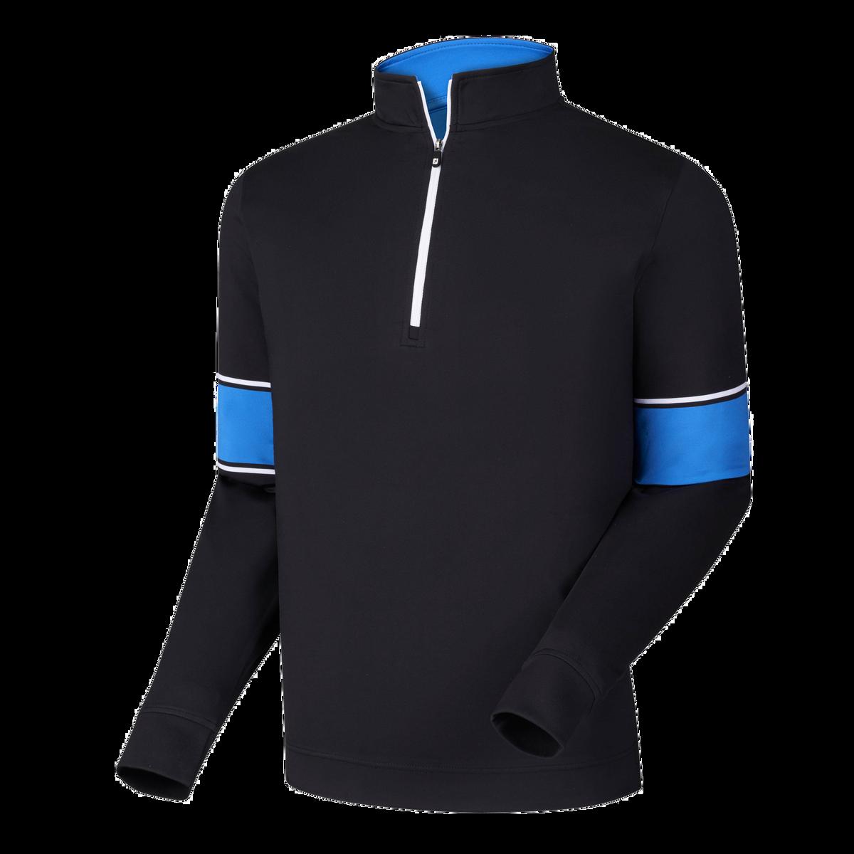 Performance Half-Zip + Engineered Sleeves