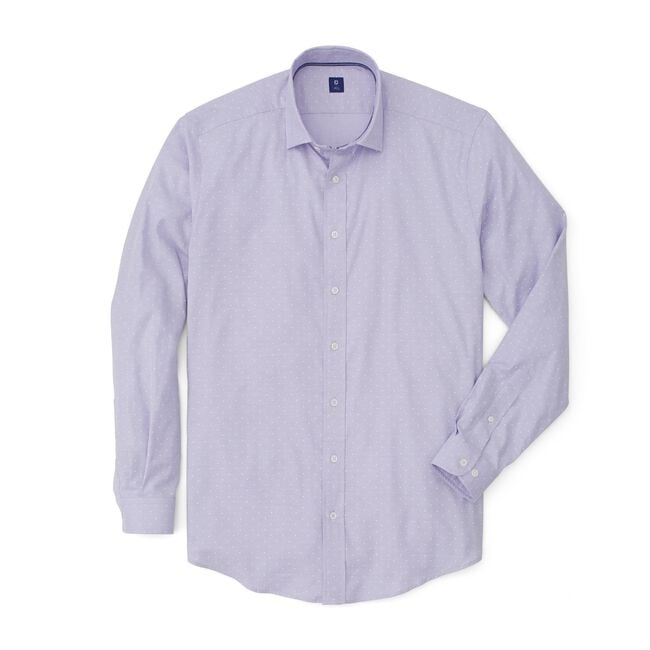 Oxford Shirt w. Overprint