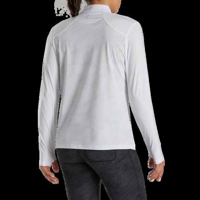 Printed Sun Protection Shirt Women