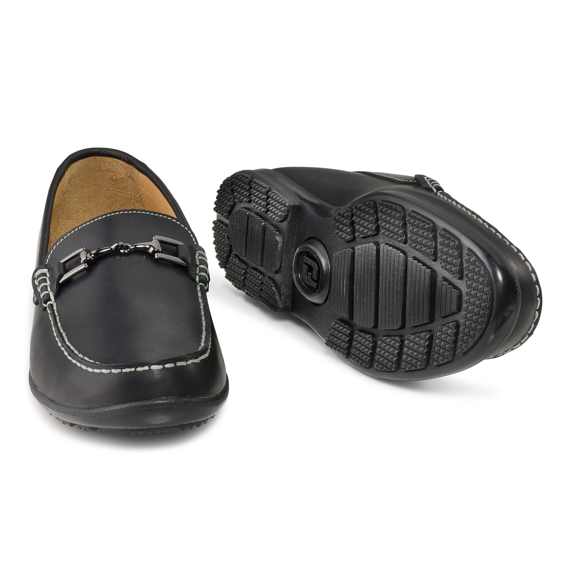 Club Casuals Buckle Loafer Golf Shoes