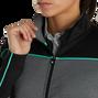 Jersey Full-Zip Mid-Layer Women