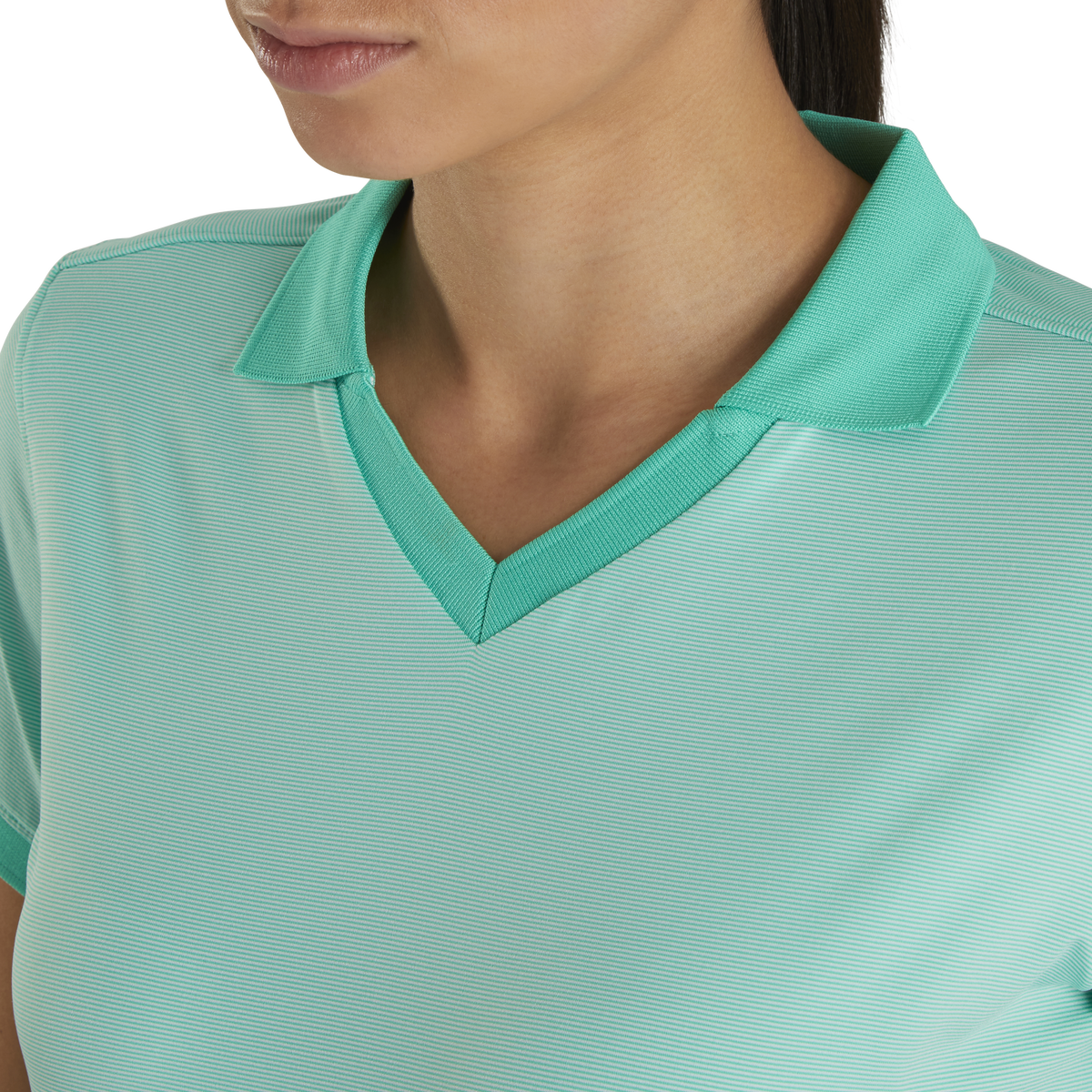 End On End Open Collar Women