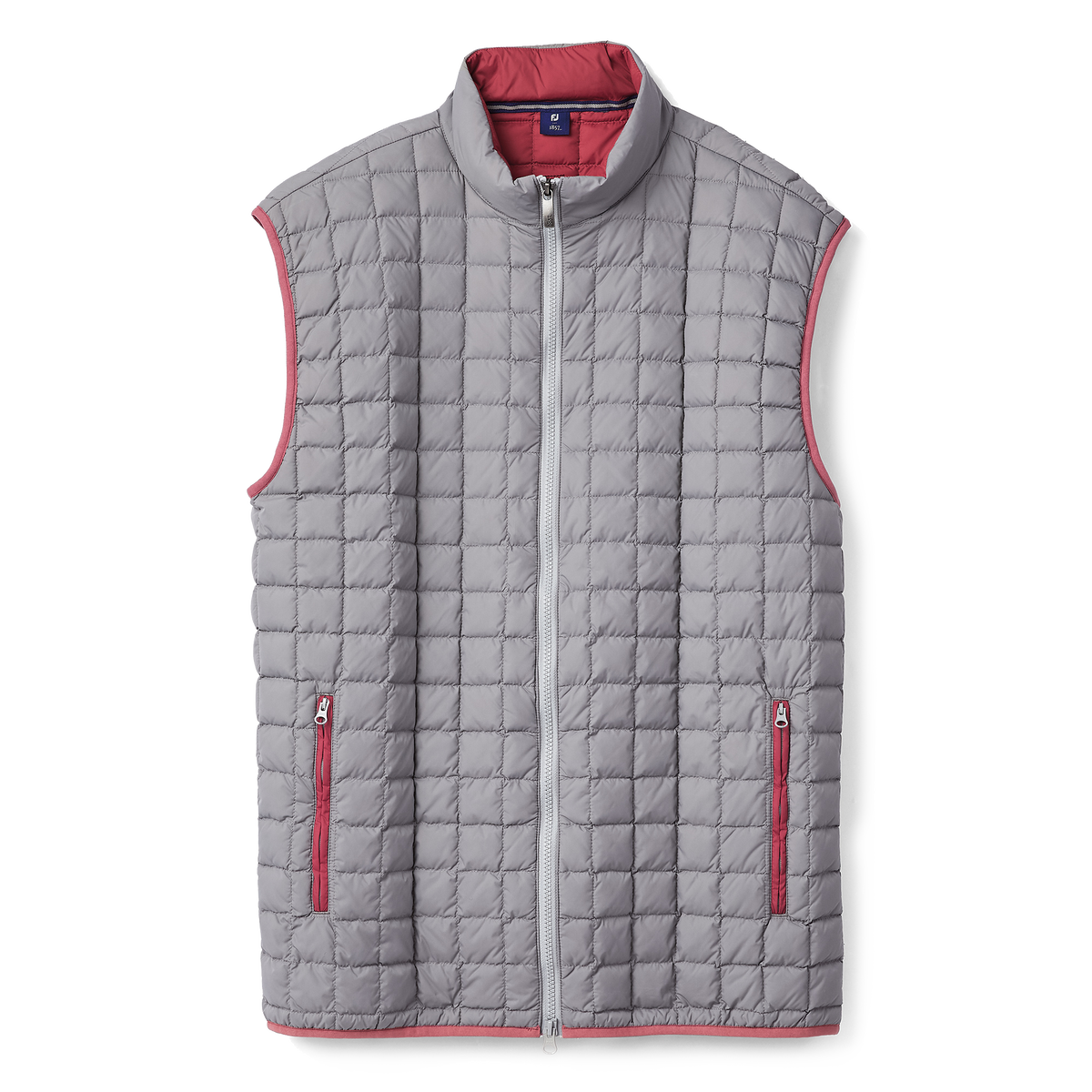 Featherweight Quilted Vest