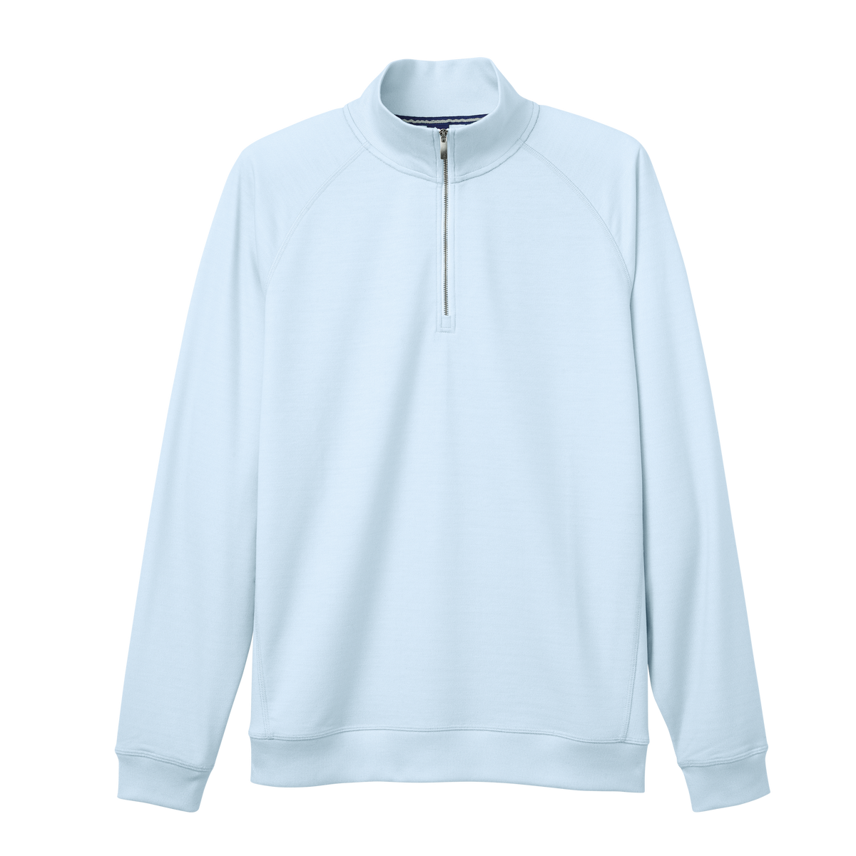 Jersey Fleece Quarter-Zip