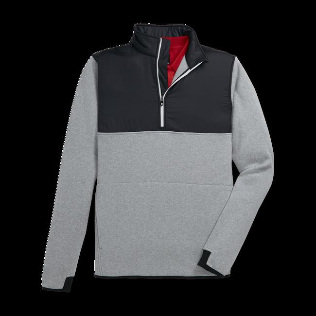 Sweater Fleece Pullover-Previous Season Style