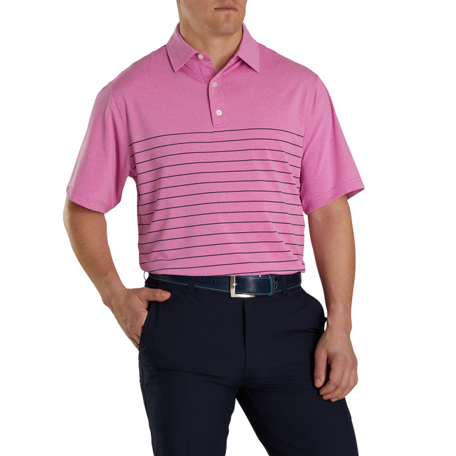 Lisle Engineered Pinstripe Self Collar