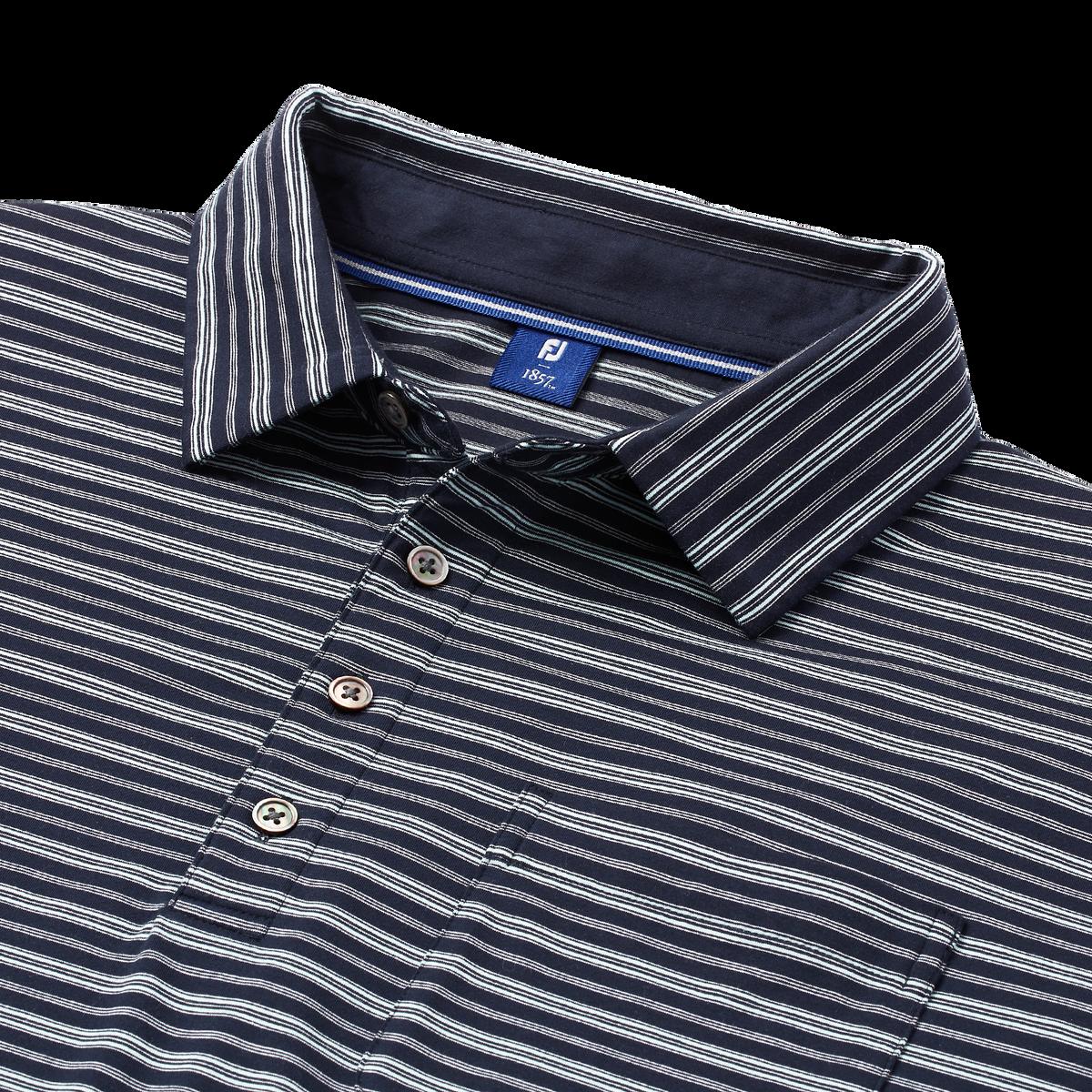 Supima Lisle Vintage Stripe Shirt