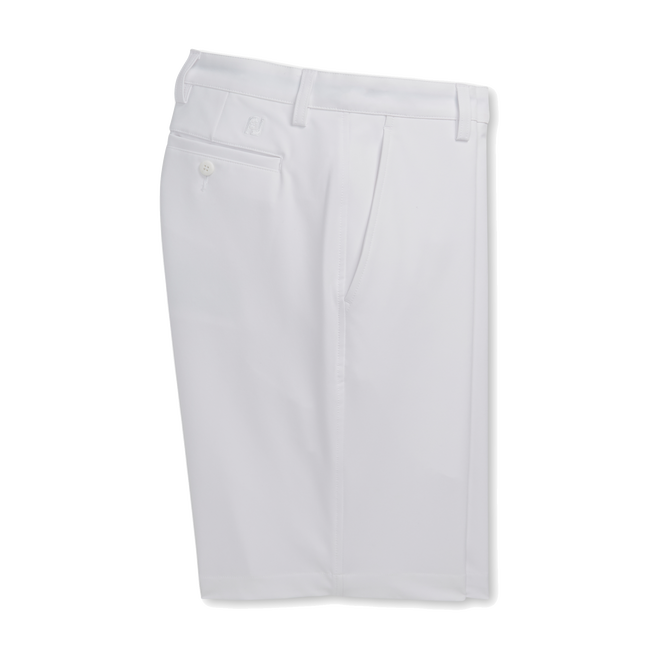 Flat Front Shorts 9.5 Inch Inseam
