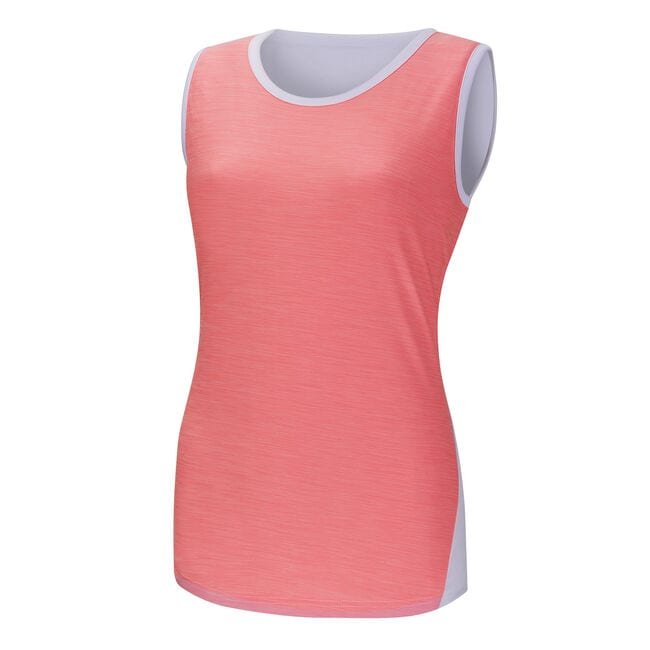 Sleeveless Space Dye Women-Previous Season Style