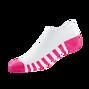 White / Hot Pink