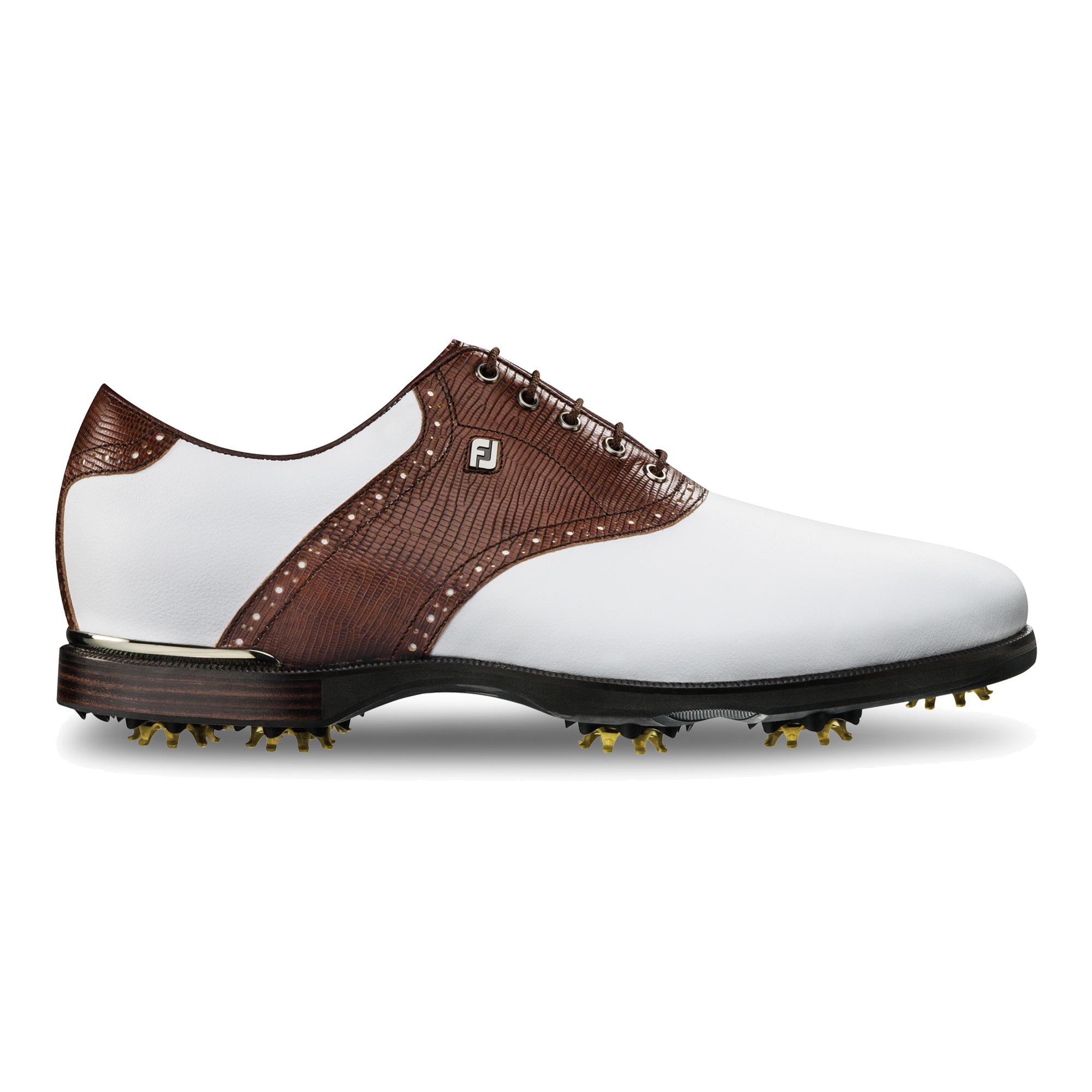 ICON Black | Men's Classic Saddle Golf
