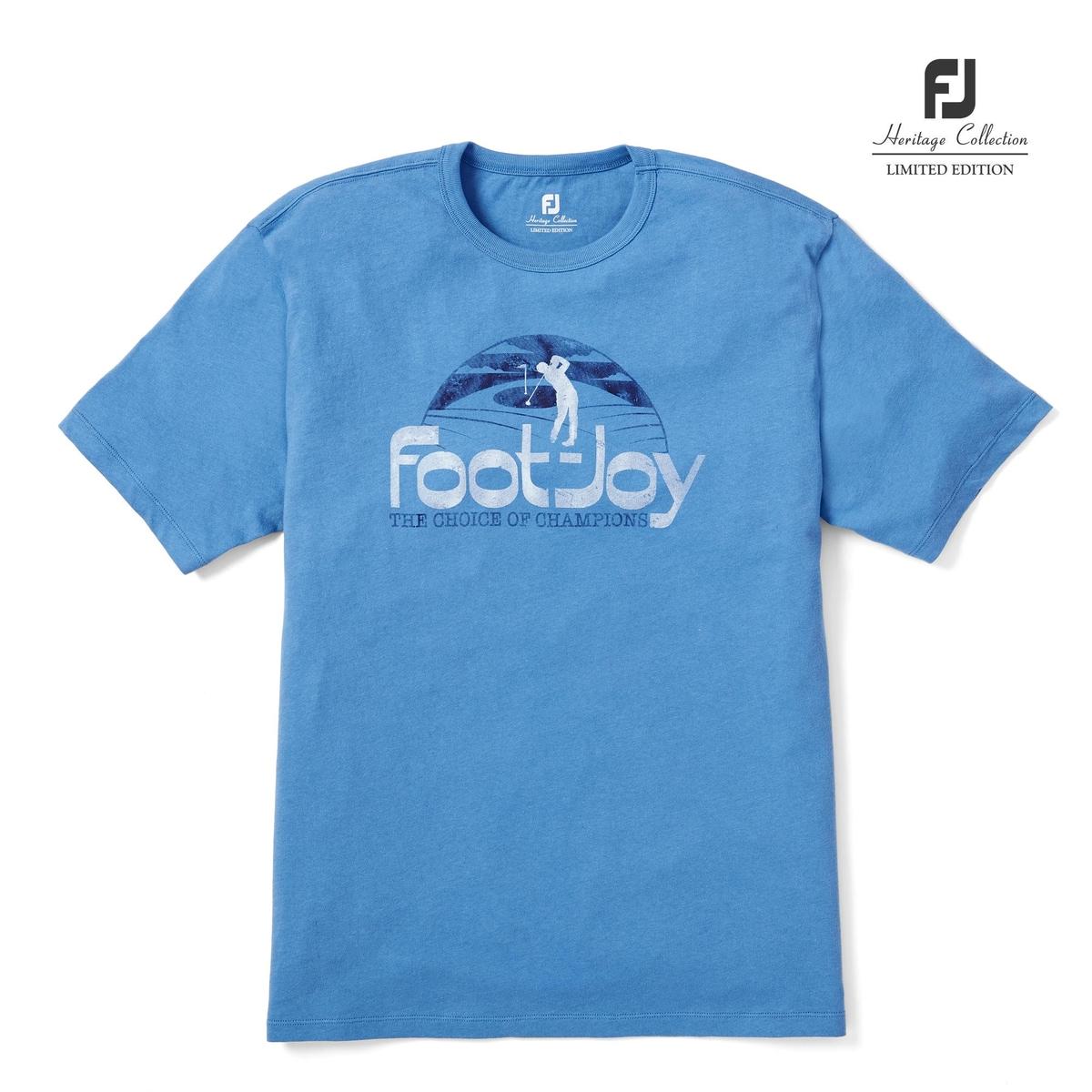 FootJoy Heritage Graphic Tee