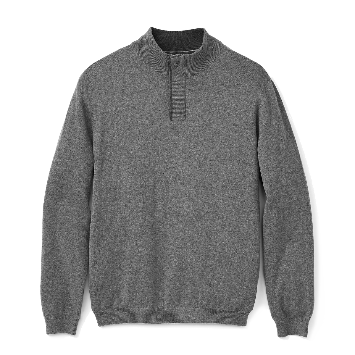 Hidden Quarter-Zip Sweater