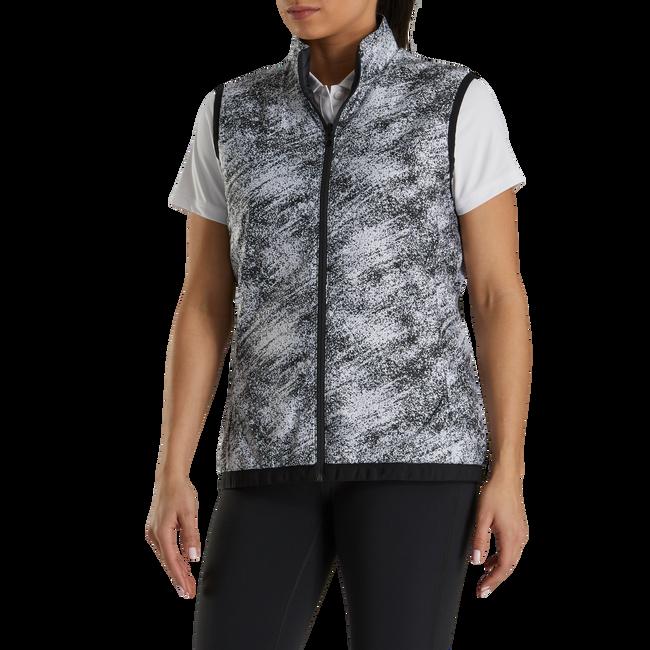 Insulated Reversible Vest Women