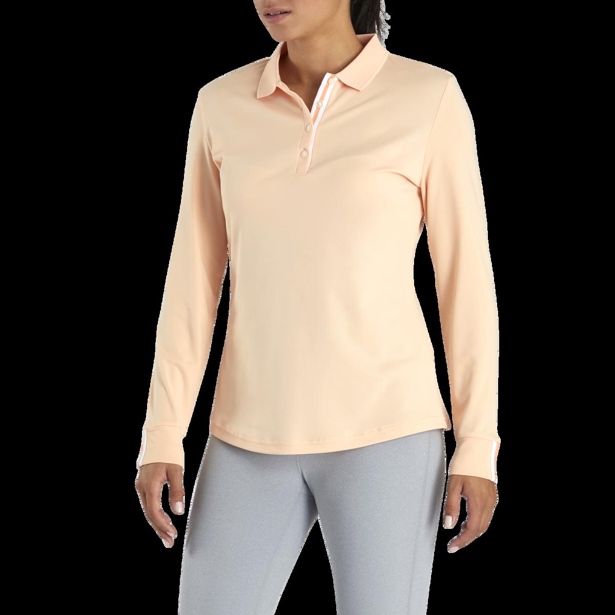 Pique Sun Protection Shirt Women