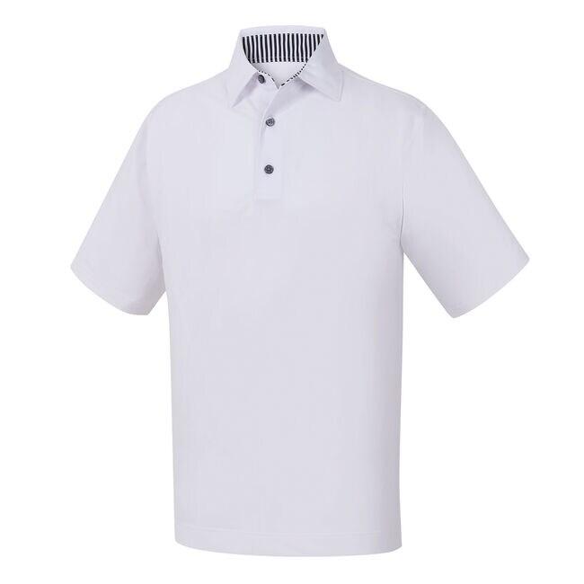 87bd16fc15ed Solid Lisle Self Collar. Solid Lisle Self Collar. Men s Golf Shirts