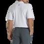 Pique Solid+Spine Stitch Self Collar
