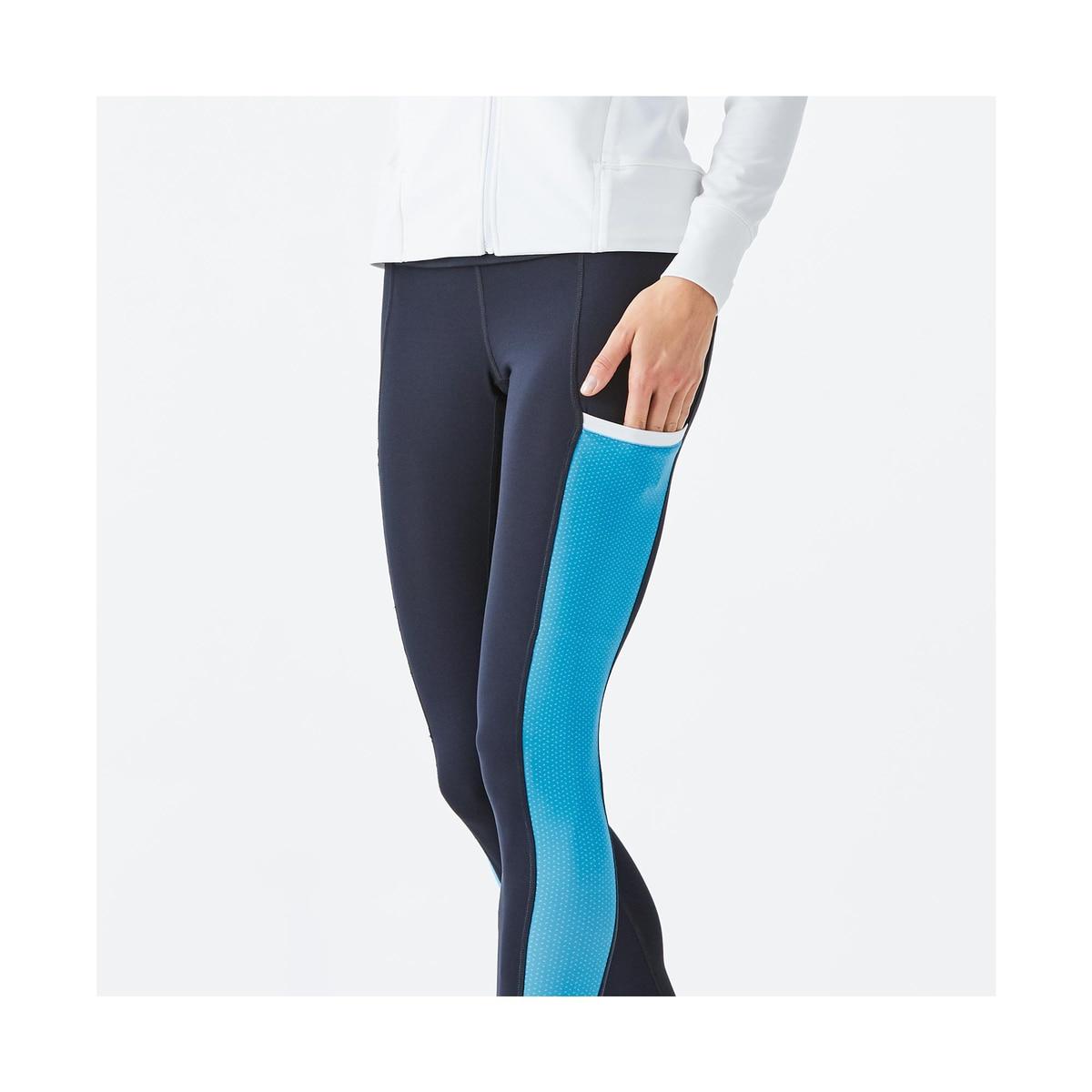 Panel Pocket Leggings Women